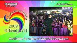 Doncaster Pride 2009 - Mark Read - Official DVD Tease #12