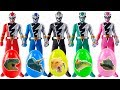 New power rangers surprise egg toys review リュウソウジャーおもちゃ