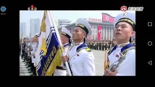 2017 04 15轉錄,朝鮮太陽節大閱兵