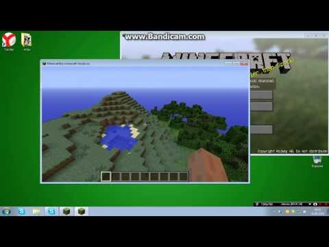 Как в minecraft сделать локальный сервер