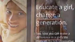 Education Girl & Women is a Force