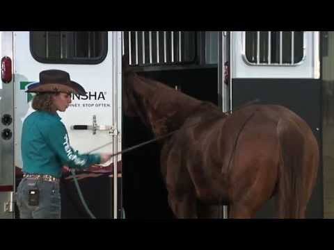 10c: Stacy Westfall: Putting it all together at the trailer. (10 of 10, Part C)
