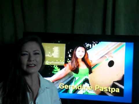 Geraldine Pastpa. Interview