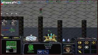 스타크래프트 유즈맵 [당첨된 드래곤볼 키우기]Raising the Dragon Ball(Starcraft use map)