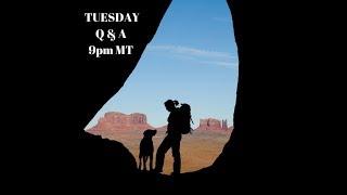 Q&A3: Permission-based Dog Training