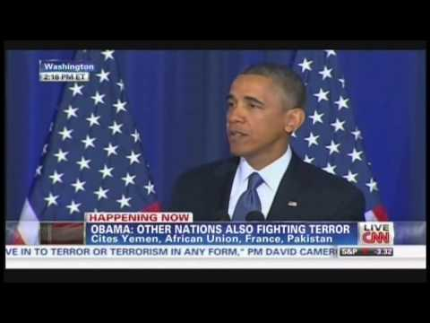 President Obama Counterterrorism Policy Speech National Defense University (May 23, 2013) [2/6]