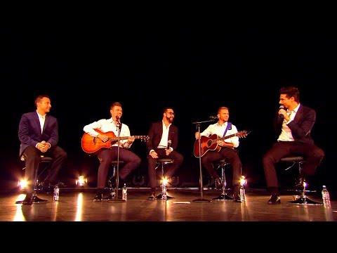 Backstreet Boys  Dominion Theatre London  Show