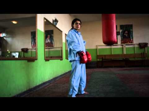 Podcast Interview - Ariel Nasr (the Boxing Girls Of Kabul) - Hot Docs 2012 video