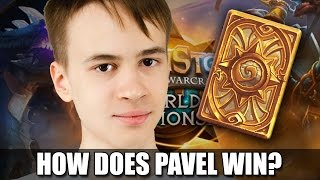 How Does Pavel Win All Hearthstone Tournaments? The Reasons Behind Pavel's Success