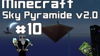 Minecraft Series | Sky Pyramide V2.0 | Capitulo 10: Terminando casas