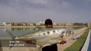 Dubai Fishing Palm Hobie Pro Angler  2018 January to March