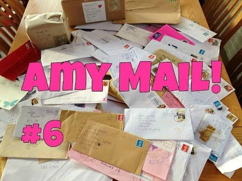 Amy Mail! Thank You So Much! ♥ #6