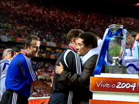 Greece - Euro 2004 Champions