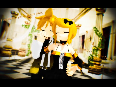 [mmd] 悪ノ召使-servant Of Evil video