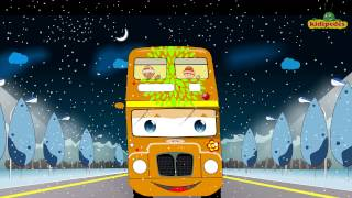 The Wheels On The Bus - Popular #NurseryRhymes Collection I #ChildrenSongs