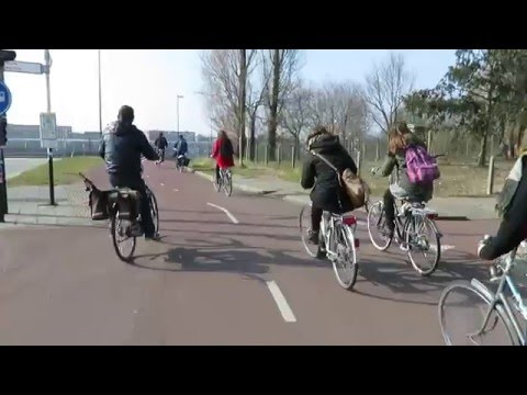 Nijmegen; Cycling City of the Netherlands?