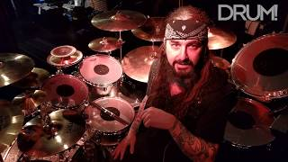 Mike Portnoy Drum Kit Tour (Neal Morse Band)