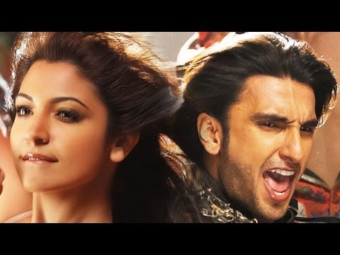 Ranveer & Anushka On Jet Ski - Ladies Vs Ricky Bahl