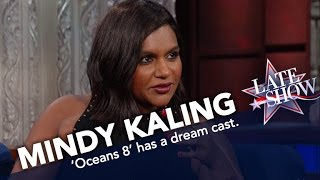 Mindy Kaling Drops Hints About The