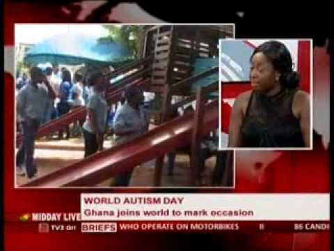 Midday Live - Ghana Celebrates World Autism Day - 2/4/2014