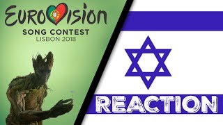 ESC 2018 | ISRAEL - Netta - TOY (Reaction & Review)