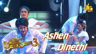 Ashen Siriwardhana with Dinethi Mega Stars 3 | Round 4 | 2021-06-20