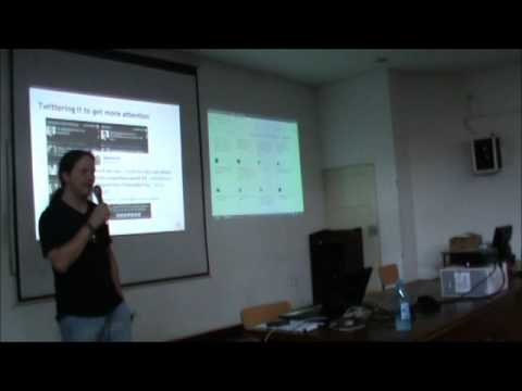 Open Science 2.0 - Talk in Maputo