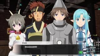 Accel World vs. Sword Art Online Ash Roller true identity
