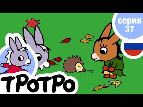 TPOTPO - Серия 37 - Тротро и ёжик