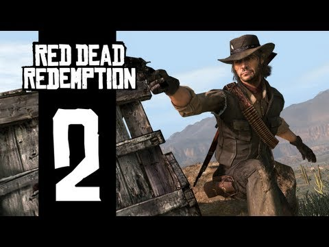 Beef Plays Red Dead Redemption - EP02 - Shootin' Some Bandits