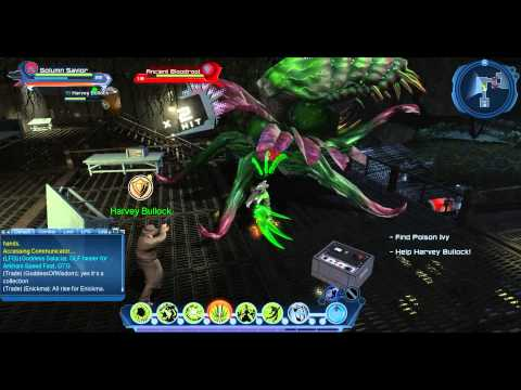 Mulching Weeds - Hard Light: 13 - Dc Universe Online _ US-PC -- Caelhar Gaming