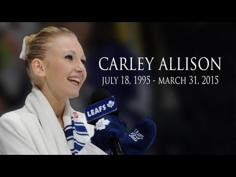 Carley Allison Tribute Video