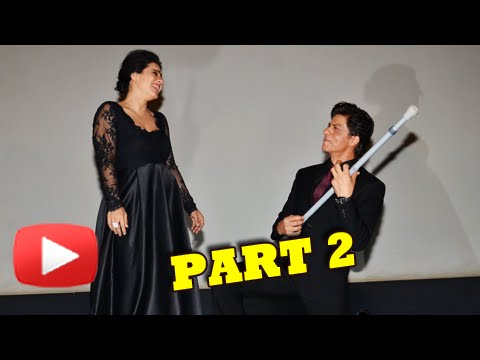 Shahrukh Khan, Kajol Celebrate 1000 Weeks Of DDLJ At Maratha Mandir | Part 2