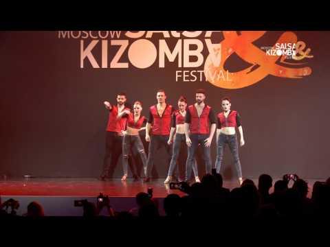 MSKFest 2017 - Andrea, Silvia & Extravagance Dance Company (Italy)