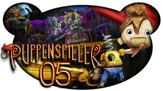 Let's Play Der Puppenspieler (German) #05 - Pandas und Ninjas