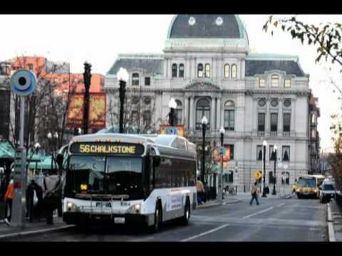 Rhode Island Publie Transit Authority 2010 Gillg BRT Low Floor Hybrid #1064