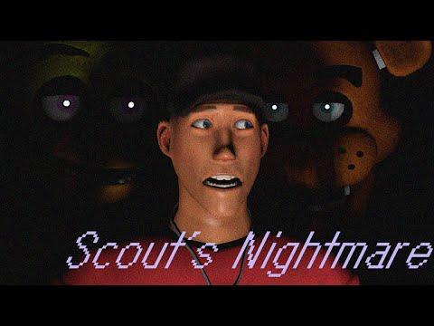 [SFM FNAF] Scout's Nightmare [TF2]