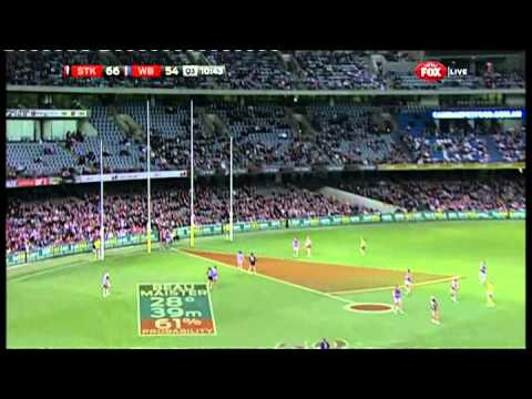Round 9 AFL - St Kilda v Western Bulldogs Highlights