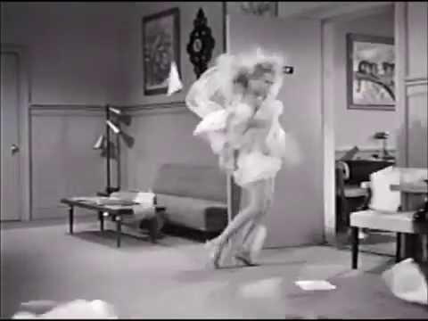 "Dress blowing scene from 1956's ""Hot Shots""."
