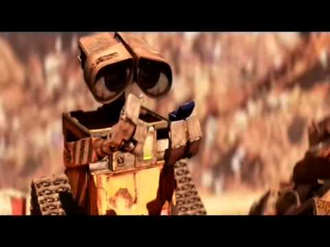 ВАЛЛИ / WALLE (2008) - Русский трейлер