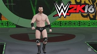 WWE 2K16 - Sheamus Entrance Official