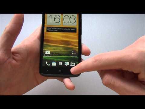 HTC One X - Full Review - Teil 2 - Allgemeines und alltägliche Applikationen