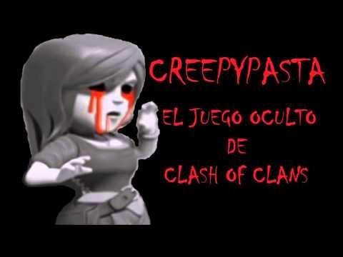 la creepypasta del ususario perdido de clash of clans
