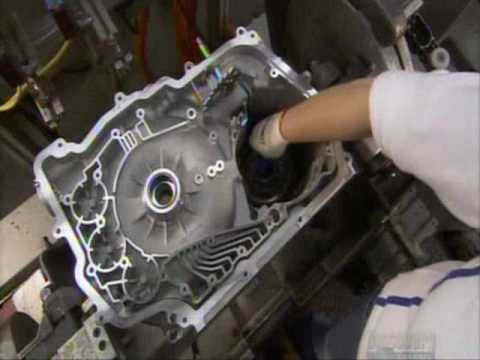 How it s made Automatic transmission