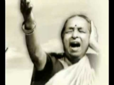 Gangubai Hangal Raag Miyan ki Malhar.