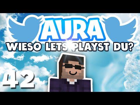 Twitter-Time! | Minecraft AURA #42 | Zombey