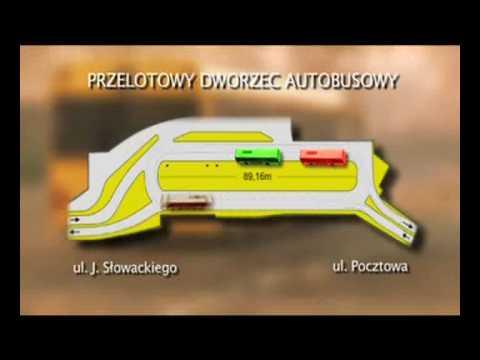Nowy Podziemny Dworzec Autobusowy W Katowicach