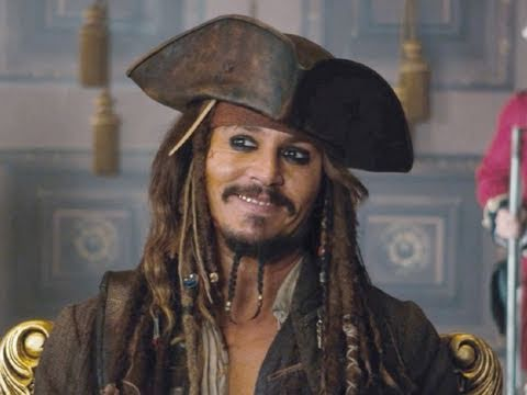 Pirates of the Caribbean 4: On Stranger Tides Movie Trailer 1 Official (HD)