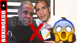 (WOW!!!) ERM: MIGUEL COTTO ROC NATION PARTNERSHIP DONE! $$$
