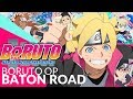 Baton Road - Boruto OP (English Cover) TV SIZE【JubyPhonic】バトンロード
